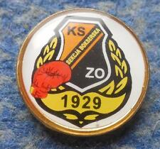 KSZO OSTROWIEC POLAND BOXING CLUB PIN BADGE