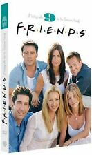 "COFFRET 3 DVD DOUBLE-FACE NEUF ""FRIENDS - INTEGRALE SAISON 9"""