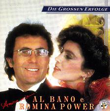 AL BANO e ROMINA POWER - CD - AMORE MIO - Die großen Erfolge