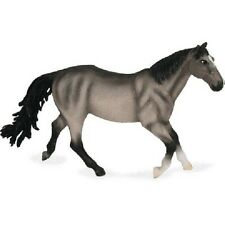 Quarter Horse - Grullo 16 cm Pferdewelt Collecta 88161