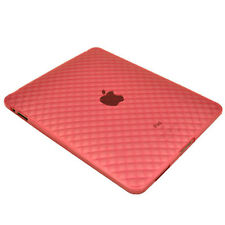 Pink 3D Diamond Flex-Gel Skin Cover Case for Apple iPad (1st generation)