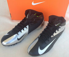 new Nike Vapor Talon Elite 3/4 511335-010 Football Cleats Shoes Men's 13 NFL