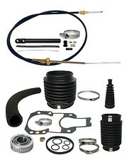 Mercruiser Alpha 1 One Gen II 2 Transom Service Kit Gimbal Shift Cable bellows