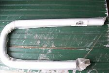 "Fairway Hand Rails Vinyl White 1-1/2"" (""C"") P-Loop Radius"