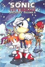 Sonic The Hedgehog Archives Volume 8 (Sonic the Hedgehog Archives)-ExLibrary