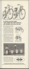 1963 Vintage ad for Huffy Outdoor Equipment and Bicycles`photos  (090616)