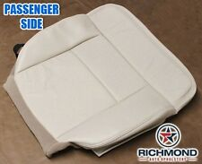 2004 Ford F-150 Lariat -PASSENGER Side Bottom Replacement Leather Seat Cover Tan