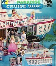Plastic Canvas  Fashion Doll  Paradise Cruise Ship  Patterns  Annie's Attic
