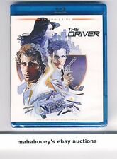 The Driver (1978) Twilight Time Ltd. Ed. 3,000 SOLD OUT OOP Blu-Ray SEALED!