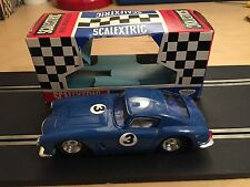 Scalextric C69 Ferrari GT 250 Berlinetta boxed without lights