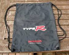 Honda Type R Power of Dreams Backsack