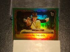 """2013 TOPPS 75TH ANNIVERSARY """"RAIDERS OF THE LOST ARK"""" RAINBOW FOIL PARALLEL #79"""