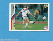 Figurina/CARDS-UPPER DECK 94 -WC USA 94- n.217- ONOPKO - RUSSIA