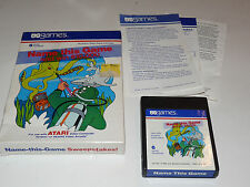 NAME THIS GAME And Win $10,000 Atari 2600 Game Complete In Box CIB US Games