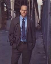 CHRISTOPHER MELONI Signed LAW & ORDER SVU Photo w/ Hologram COA