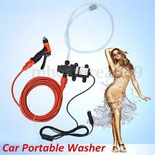 New Electric car wash device portable high pressure washer wash pump water gun