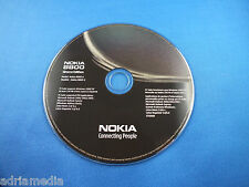 Original Nokia 8800 d Sirocco CTV Germany D Cd Software Bedienungsanleitung Neu