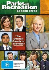 Parks and Recreation: Season 3 DVD