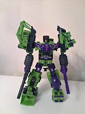 Transformers 3rd Party TFC Hercules complete set