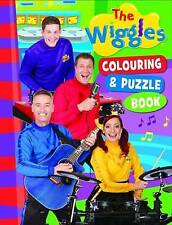 The Wiggles Colouring & Puzzle Book