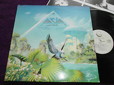 "ASIA  ""Alpha ""  1983  UK LP  GEFFEN GEF 25508"