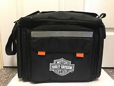 HARLEY DAVIDSON INSULATED COOLER-BACKPACK WITH LUNCH SET FOR TWO, 654-I
