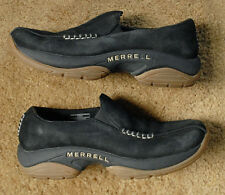 MERRELL PRIMO SEAM MOC BLACK/OYSTER size womens US 5