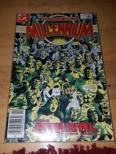 Millennium Weekly DC Universe Event #1-8 by Engelhart, Staton & Gibson DC 1987