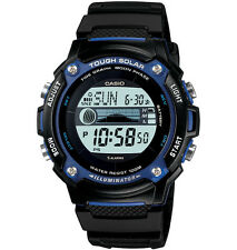 Casio WS210H-1AV, Moon/Tide Watch, Solar Powered, Day/Date, 5 Alarms, World Time