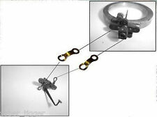 Victor Exhibition Reproducer Tension/Balance Springs & Instructions