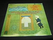 ALADDIN AND HIS LAMP; A Caedmon Children's Classic: read by Anthony Quayle(1968)