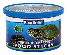 King British Turtle & Terrapin Food Sticks 110g - Valentina Valentti UK