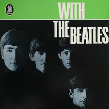 "33T.     THE BEATLES          ""with the beatles""         NM/NM"