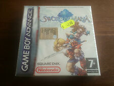 Sword Of Mana Game Boy Advance Italian/Spanish Version