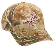 Womens/Ladies WINCHESTER PINK LOGO/Realtree Xtra Camo Deer Hunting Hat/Cap