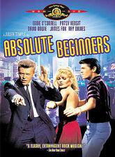 Absolute Beginners (DVD, 2003, Widescreen  Full Frame) w/David Bowie Sealed