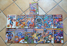 LOTTO 13 FUMETTO lingua inglese MARVEL COMICS CAPTAIN AMERICA F65