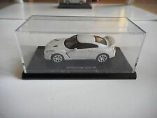 Kyosho Nissan Skyline GT-R R35 in White on 1:64 in Box