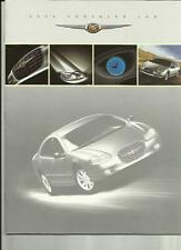 CHRYSLER LHS (CANADIAN MARKET) CAR BROCHURE 2000