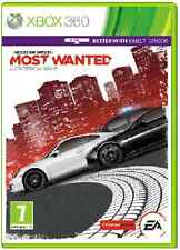 XBOX 360-NEED FOR SPEED MOST WANTED ** Nuovo e Sigillato ** stock ufficiale Regno Unito