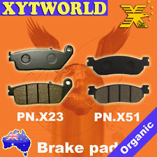 FRONT REAR Brake Pads for Yamaha YP 250 R X-MAX 2010-2013