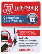 Defender Security - DG-BLOCK-IT-CARD-CPC - Contactless Rfid Card Protector