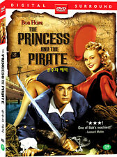 The Princess and the Pirate (1944) - Bob Hope DVD *NEW