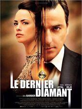 Affiche 40x60cm LE DERNIER DIAMANT 2014 Yvan Attal, Bérénice Bejo, Stévenin EC