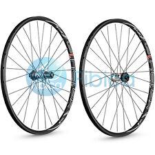 """New DT SWISS SPLINE XR1501 One 26"""" 6-bolt Disc MTB Wheel Set 240 Hub 9mm"""