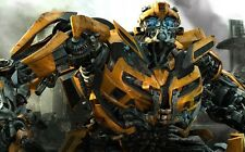 "Transformers 4 Age of Extinction Movie Fabric poster 40"" x 24""  Decor 03"