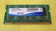 ADATA 1GB 1Rx8 PC2-6400 DDR2  Laptop RAM HYOVF1A0834ZJ