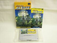 Super Aleste GOOD Condition Super Famicom Nintendo Japan Boxed Game sf
