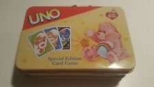 UNO Card Game Care Bears Special Edition Card game with tin