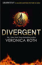 Divergent by Veronica Roth...AS NEW COND